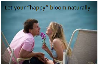 """Improve Your Relationship: 3 R's That Let Your """"Happy"""" Bloom Naturally"""