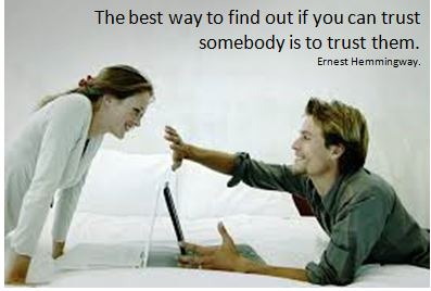 Three Building Blocks that Strengthen a Shaking Foundation of Trust