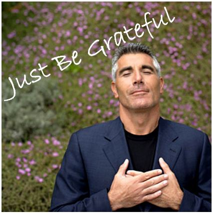 "Follow the 5-Step Path to ""Just Be Grateful"""