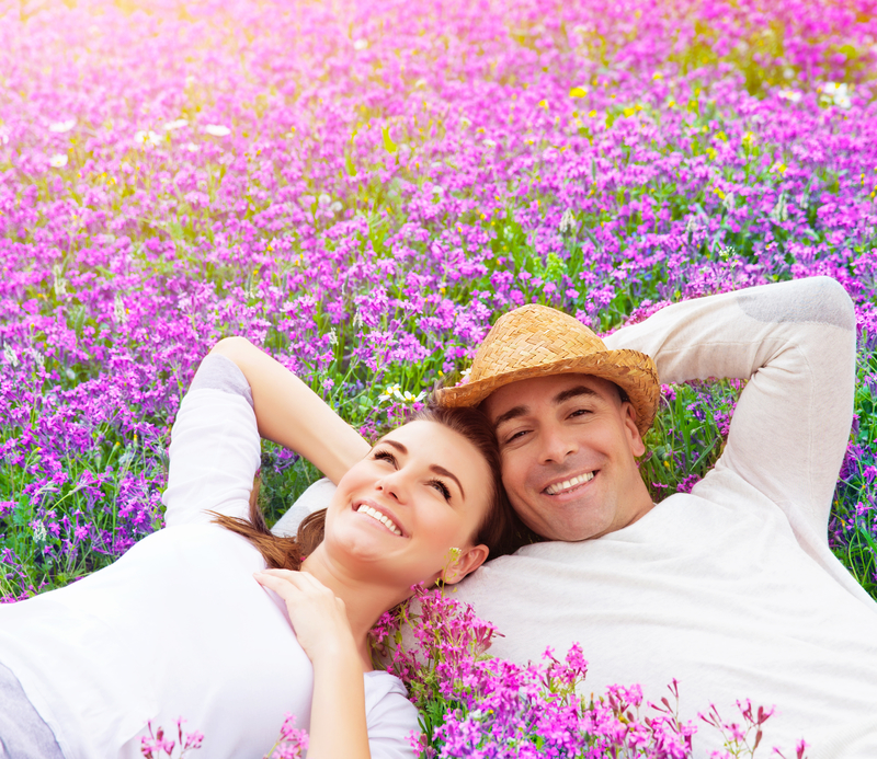 These 3 R's Let your Happy Relationship Bloom Naturally